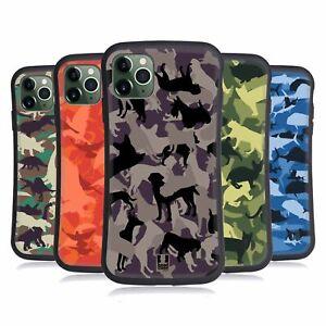 HEAD CASE ANIMAL CAMO PATTERNS HYBRID CASE & WALLPAPER FOR APPLE iPHONES PHONES
