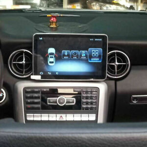 Android 10 Multimedia Player Touch Screen for Mercedes Benz SLK R172 2010-2018