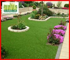 40mm Synthetic Artificial Grass Turf Lawn BULK DISCOUNT! 4m x 20m Roll, 80 m2