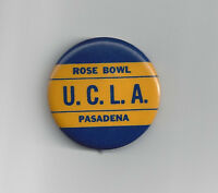 1962 UCLA Bruins Rose Bowl button vintage original pin NCAA football
