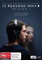 13 Reasons Why : Season 1 : NEW DVD