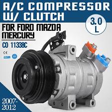 AC Compressor for Ford Escape Mazda Tribute Mercury 3.0L 2007-2012 6512840