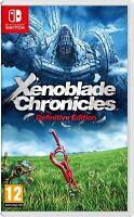 Xenoblade Chronicles Definitive Edition (Switch) (NEU & OVP) (Blitzversand)