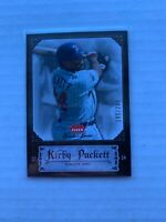 2006 KIRBY PUCKETT Fleer Greats of the Game Copper #56 HOF /299 MINNESOTA TWINS