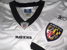 """NFL Baltimore Ravens Jersey Reebok Add """"your name and number"""" 54 3X NWT"""