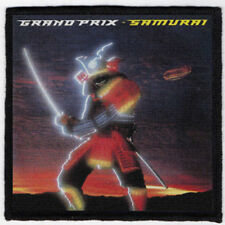 GRAND PRIX PATCH / SPEED-THRASH-BLACK-DEATH METAL