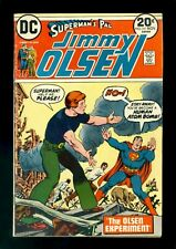 SUPERMAN'S PAL JIMMY OLSEN #161 DC 1973 FN