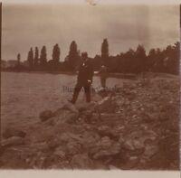Viaggio IN Italia Foto Amateur Vintage Citrato Ca 1900 #19