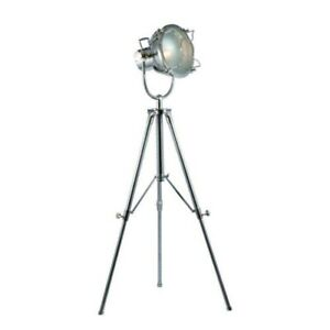 Giant Searchlight Tripod Light / Spot Lamp - New [unwanted prize] 160 cm High