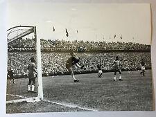 photo press football  World Cup 1954  Hongrie-Brazil      175
