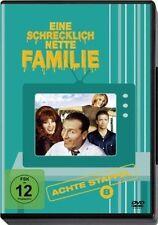 EINE SCHRECKLICH NETTE FAMILIE, Staffel 8 (3 DVDs) NEU+OVP