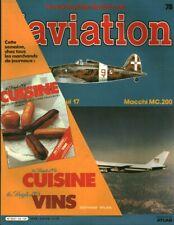 Revue l'encyclopédie illustrée de l'aviation 1983 éditions Atlas No 78