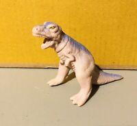 Vintage 1988 DINOSAUR FIGURE T REX tyrannosaurus trex PLAYSKOOL Toy