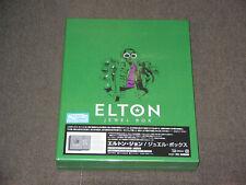 2020 ELTON JOHN JEWEL BOX JAPAN ONLY 8 SHM CD BOX