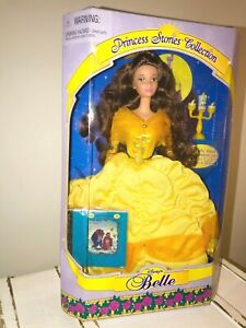Princess Stories Collection BELLE * Mattel * Disney * NEU * OVP * 1997