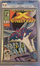X-Factor 24 CGC 9.8 First Archangel