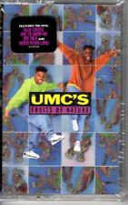 NEW The UMC's Fruits Of Nature 1991 Cassette Tape Album Hiphop Rap