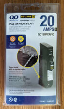 Square D Qo120Cafic 20A Combination Arc Fault Circuit Interrupter (Cafci) | New