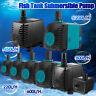 220L/H-1200 L/H Submersible Pump Aquarium Fish Tank Fountain Water Hydroponic