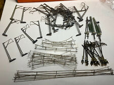 More details for job lot of ho gauge viessmann catenary masts and wires