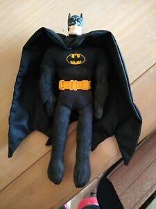 "DC Comics 1989 BATMAN PLUSH DOLL 8"" TALL By Applause Rare!"