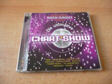 Doppel CD Die ultimative Chartshow Die erfolgreichsten Disco Classics aller Zeit