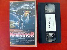 VHS.10) NAVIGATOR - CULT MEDIA