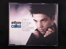 Anthony Callea - Rain / Bridge Over Troubled Water - CD Single - 3 Tracks