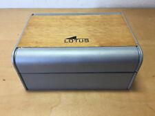 - 5 1/2x4 1/8x2 3/8in - New New - Vintage Case Watch Lotus Case Watch