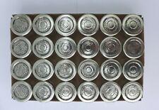 24 Wilkins & Sons small empty jam jars 28g mini Tiptree
