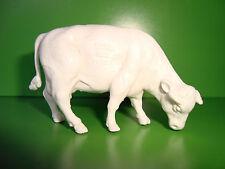 Ancienne Figurine figur la Roche aux fées - la vache a cow (4x7cm)