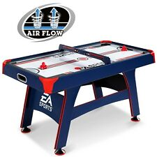 60 Inch Hockey Table With Overhead LED Electronic Scorer Air Powered Durable