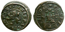FELIPE III. 2 MARAVEDIS. 1605. SEGOVIA. RARA.