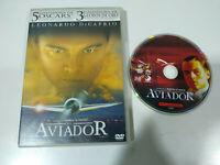 El Aviador Leonardo Dicaprio Martin Scorsese - DVD Español - 1T