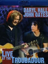 Daryl Hall & John Oa - Daryl Hall & John Oates: Live at the Troubadour [New Blu-