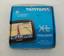 TomTom 4ET03 XL Satalite Navigation and Accessories w/ charger bundle