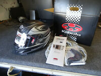Brand New Kabuto RT-33 Motorcycle Helmet XTRA SMALL ONLY 3 Colors