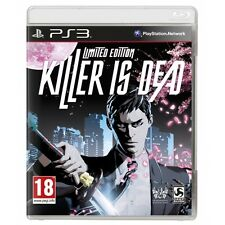 Killer is Dead Limited Edition    PS3  nuovo!!