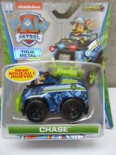 Paw Patrol True Metal Jungle Rescue Chase New and Sealed