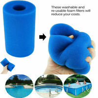 Reusable Washable Swimming Pool Filter Foam Cartridge Sponge for Intex Type A