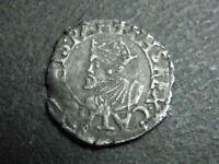 FRANCHE-COMTE BOURGOGNE PHILIPPE II D'ESPAGNE 1555-1598 CAROLUS. 1593 DOLE.