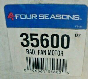 Four Seasons 35600 RADIATOR FAN MOTOR UNIMOTOR 14600