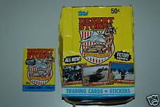 Desert Storm - Trading Cards 1991 Topps