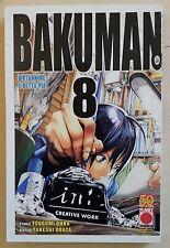 Bakuman n. 8 di Obata, Ohba * Death Note * 1a ed. Planet Manga