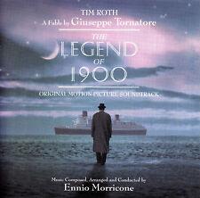The Legend of 1900-1999- Original Movie Soundtrack-21 Track- CD