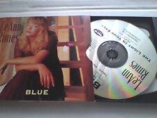 LeAnn Rimes The Light in Your Eyes/Blue! CD Single