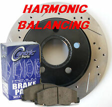 IS GS 300 400 Performance Rotors Cermaic Pads Harmonic Balancing Design Front