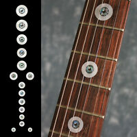 Eyeball Fret Markers Inlay Sticker Decal For Guitar & Bass