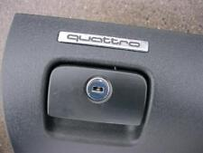 Guantera audi s3 a3 8l Quattro especializada archivador negro 8l1857095