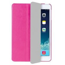 Haweel 3 folding smart case iPad air 2 (magenta)
